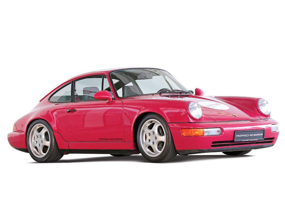 Porsche 911. Elige tu puesto de mando