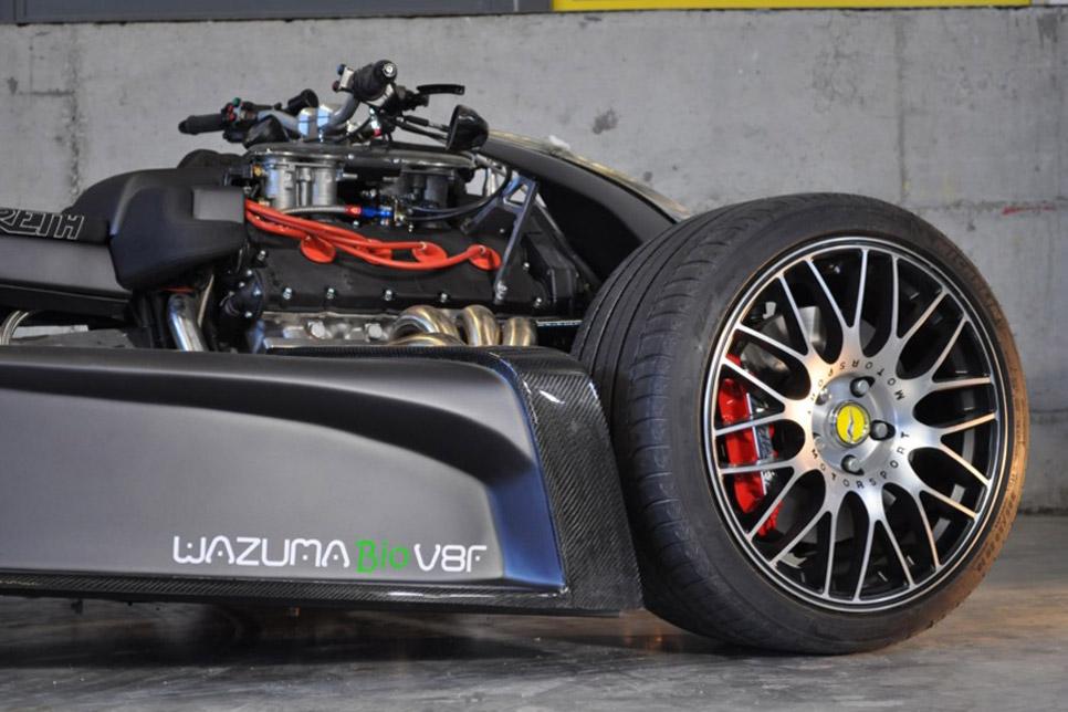 Lazareth Wazuma V8F Matte Edition