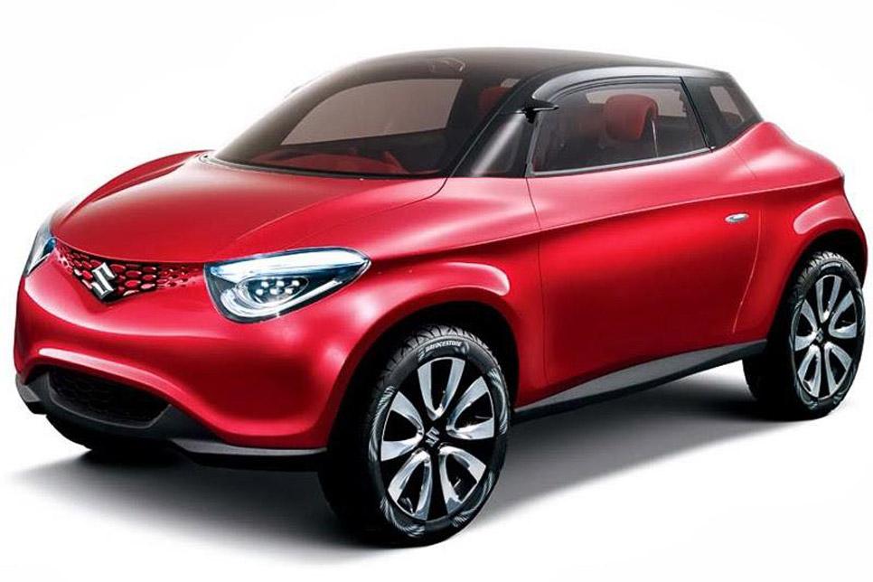 Los SUV de Suzuki para el Salón de Tokio