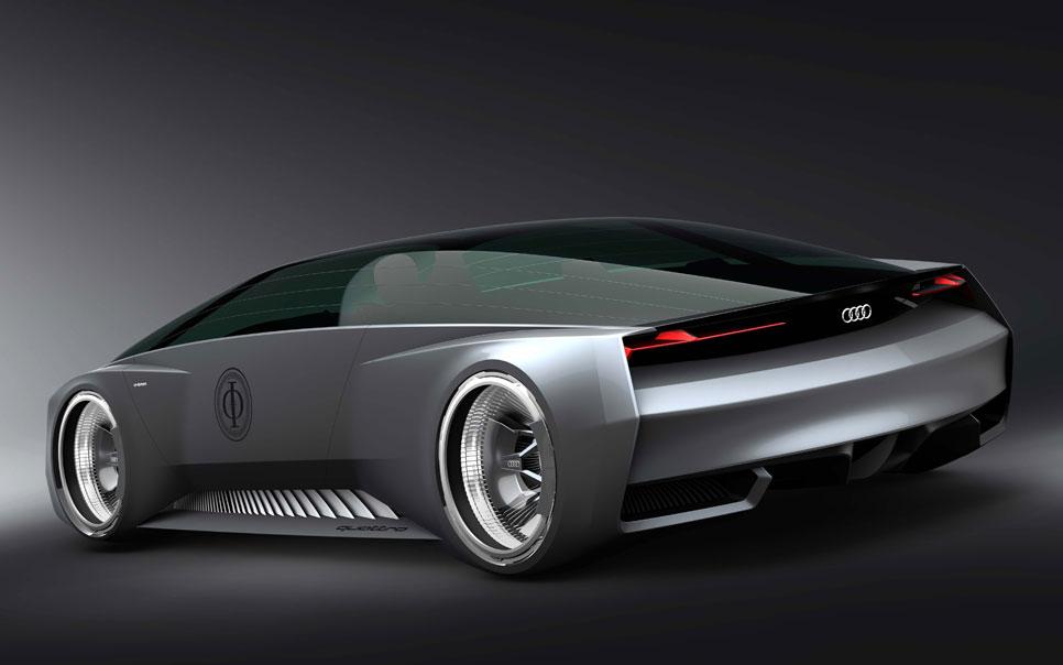 Audi Quattro de 'El juego de Ender'