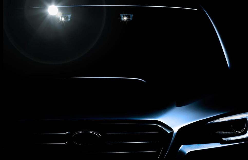 Subaru Levorg Concept, familiar a la vista