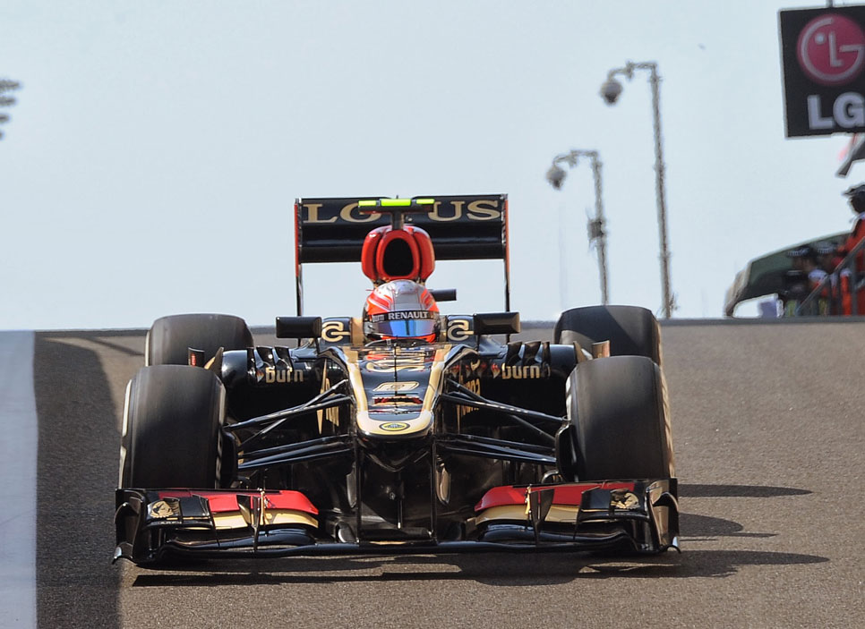 GP Abu Dhabi: la clasificación