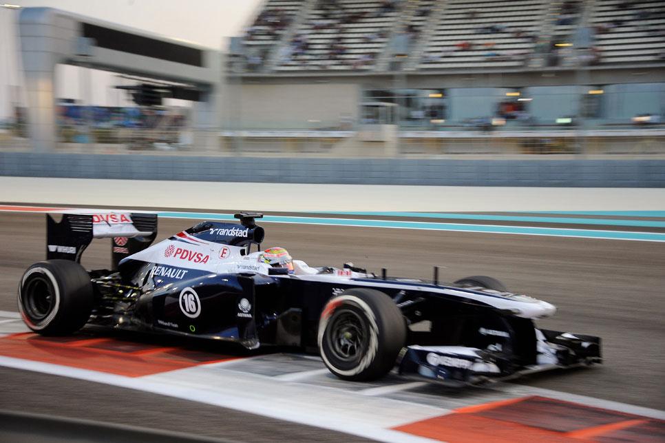 GP Abu Dhabi: la carrera
