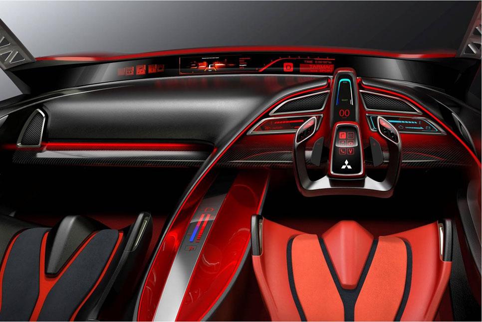 Mitsubishi GC-PHEV, XR-PHEV y AR