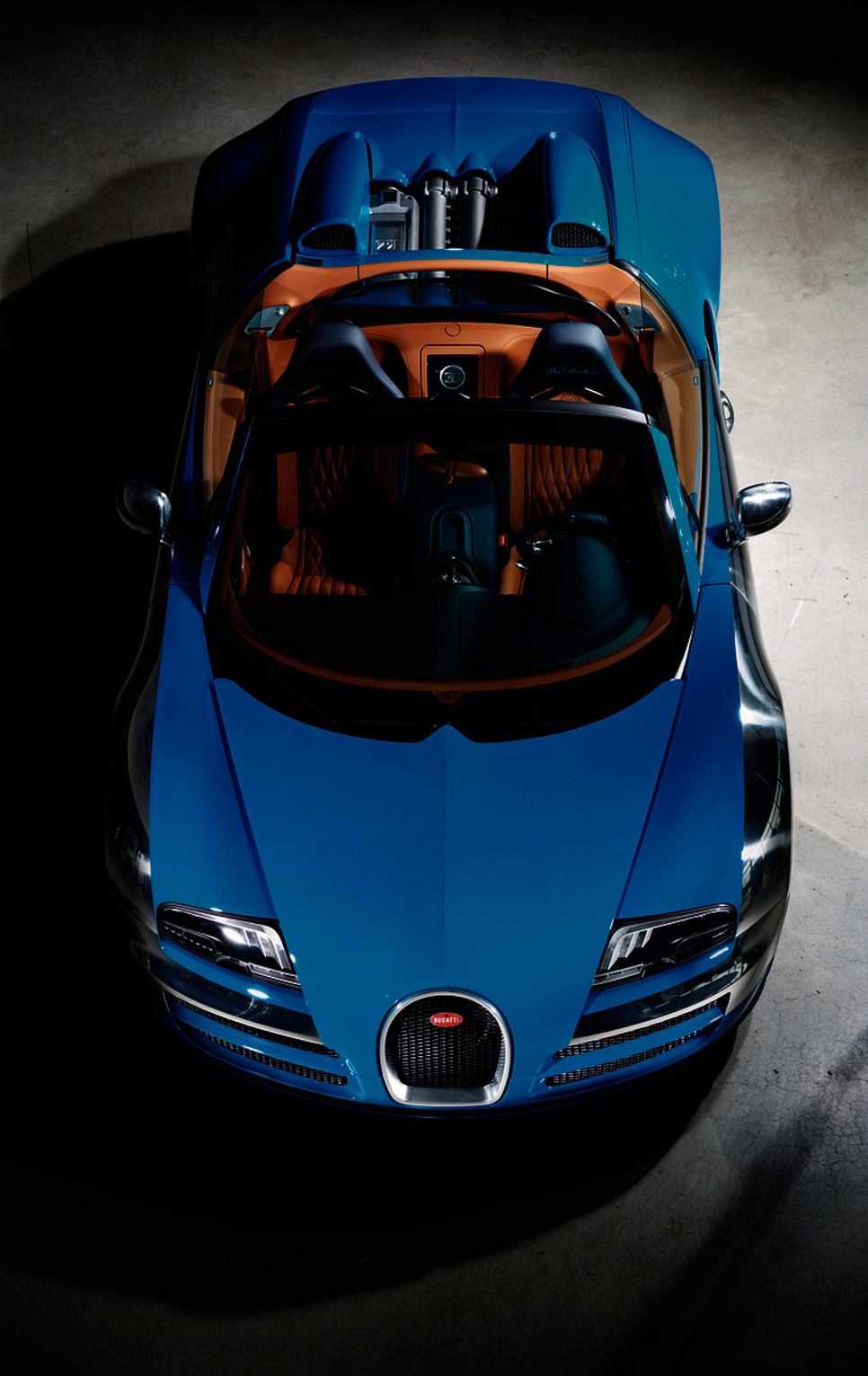 Bugatti Veyron Legend 'Meo Costantini'