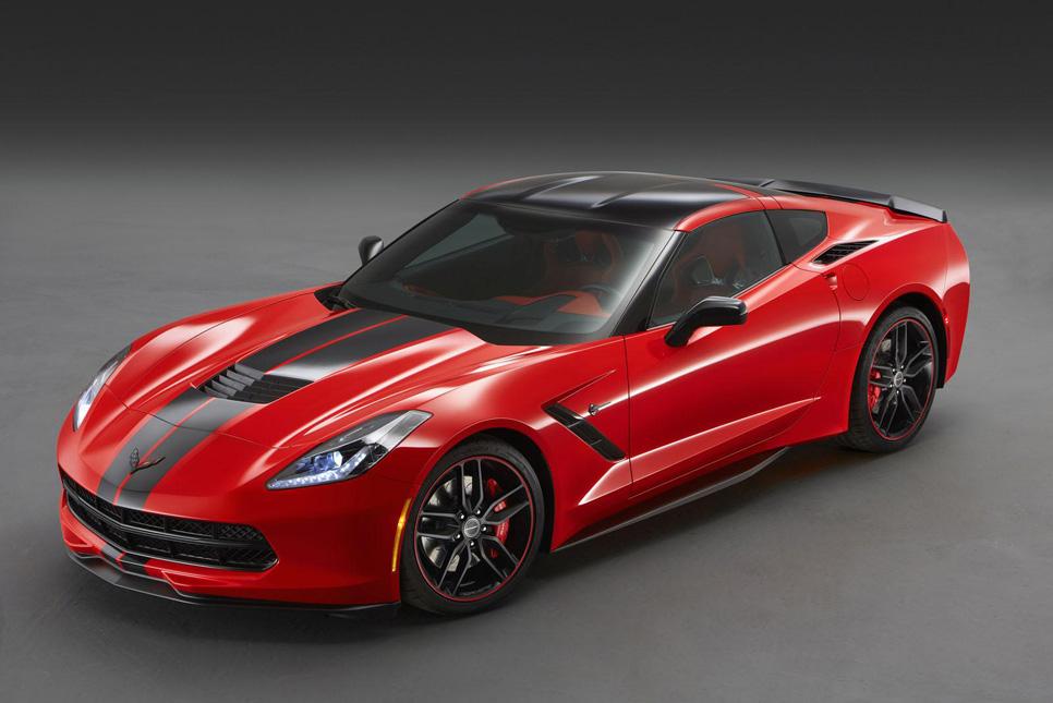 Los Chevrolet Corvette más brutos del SEMA 2013