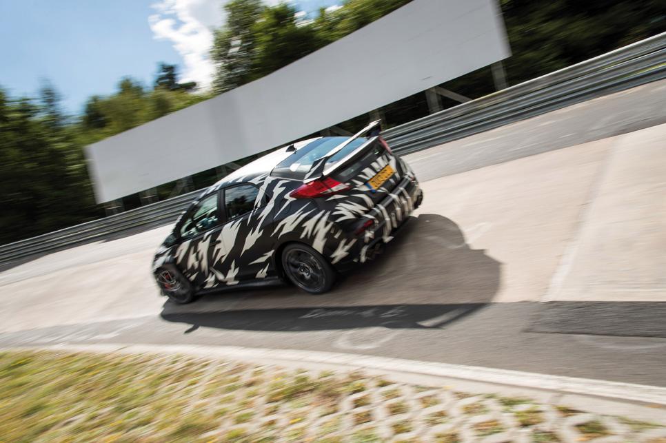 Civic Type R y NSX, los nuevos deportivos de Honda