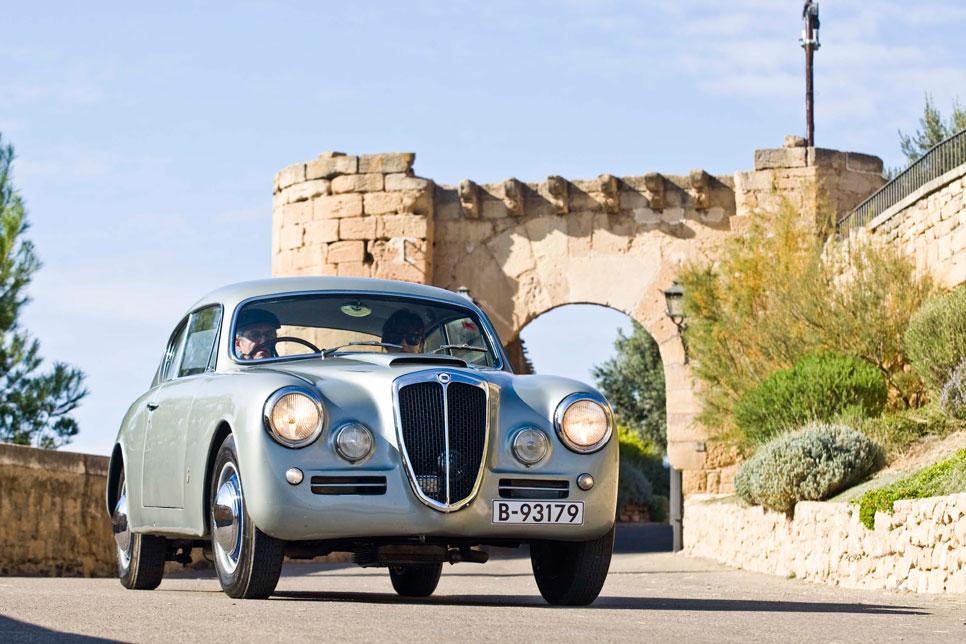 Lancia Aurelia B20 Gran Turismo