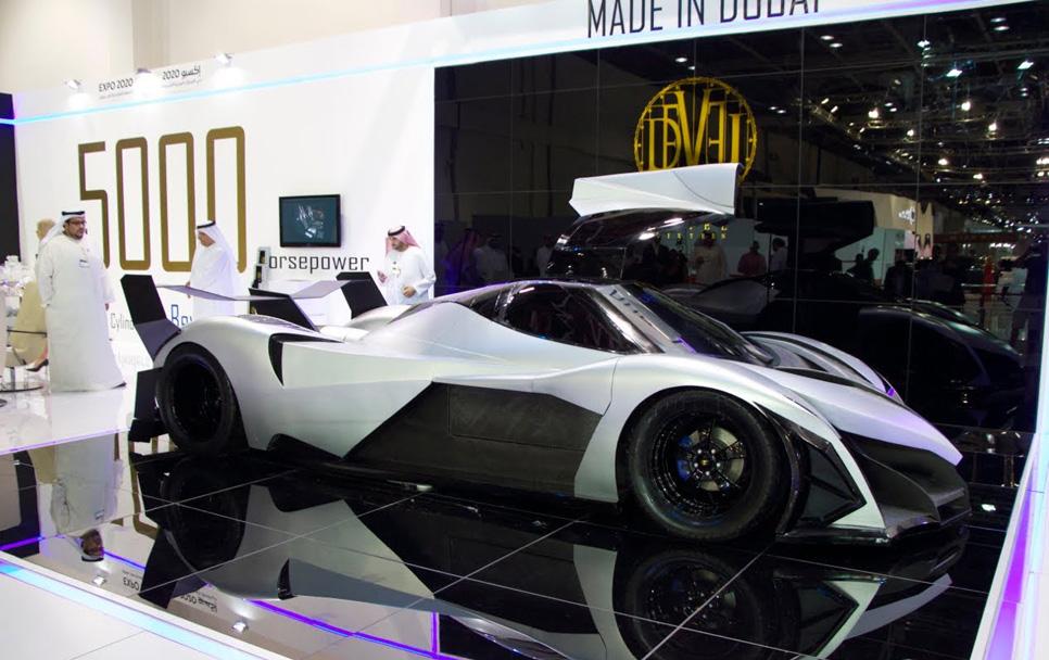 Lo mejor del Salón de Dubai 2013