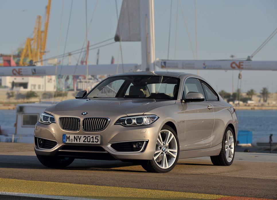 BMW Serie 2 Coupé, los precios