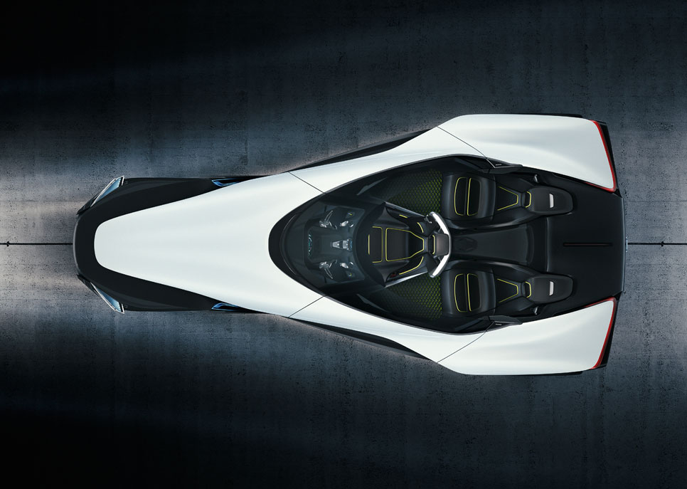 Nissan BladeGlider, el deportivo eléctrico