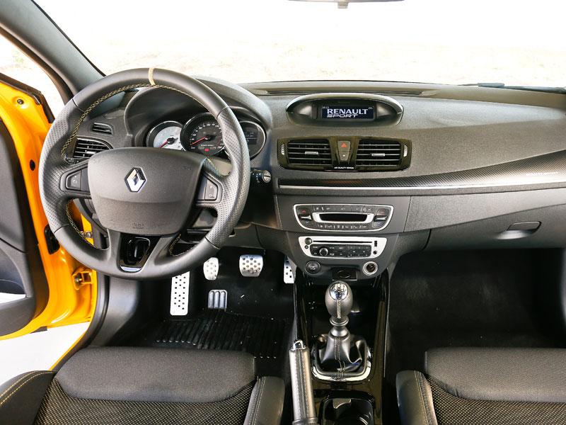 Renault Mégane R.S., en circuito