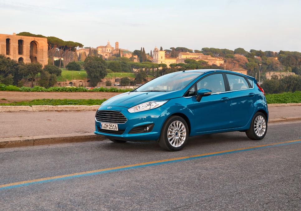 Ford Fiesta EcoBoost 100 CV Powershift