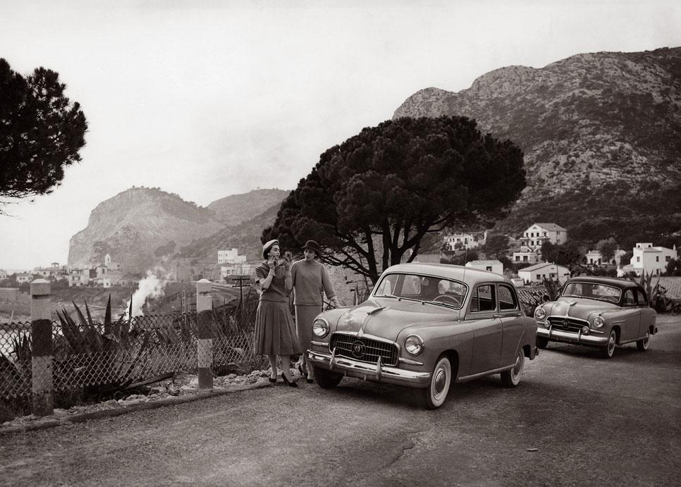 Seat: 60 aniversario de su primer coche, el 1400