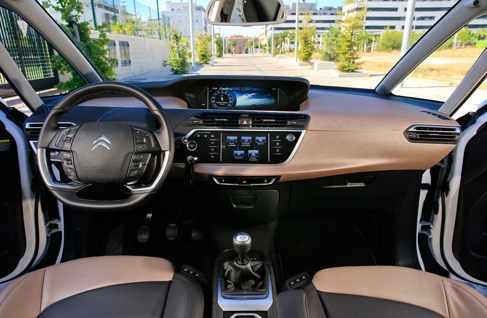 Citroën C4 Picasso e-HDi Airdream