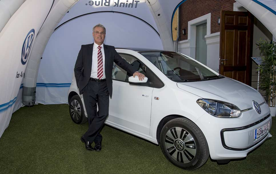 VW up plug-in hibrido