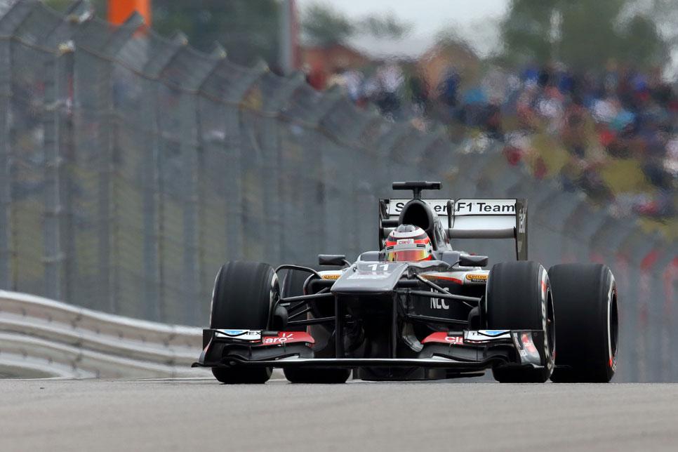 GP Estados Unidos: la clasificación