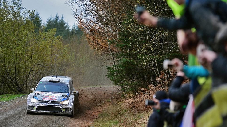 Rallye de Gales: domingo