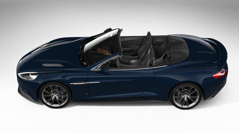 Aston Martin Vanquish Nieman Marcus Edition