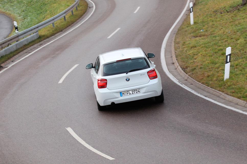 BMW Serie 1 114i