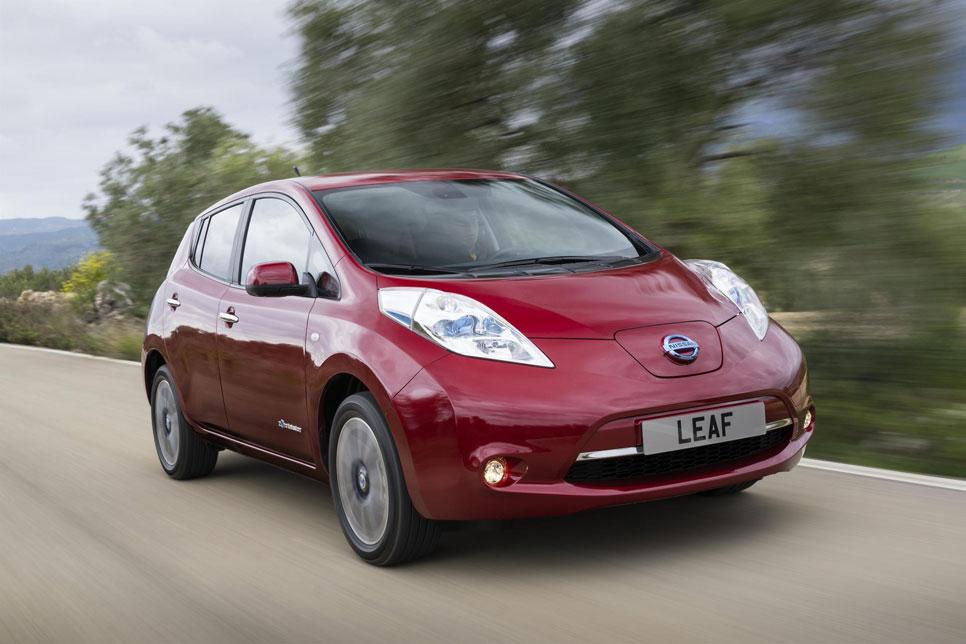 'LEAF to home', electricidad del coche para tu casa
