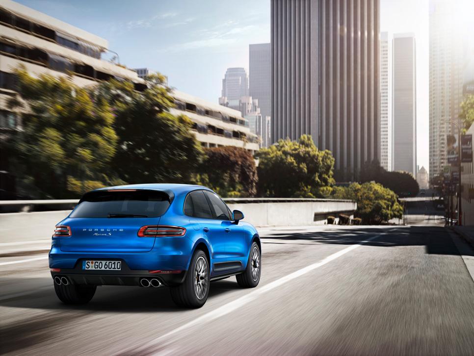 Porsche Macan, ya es realidad