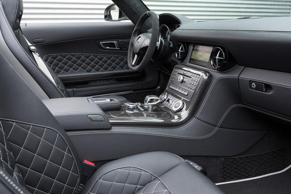 Mercedes SLS AMG GT Final Edition