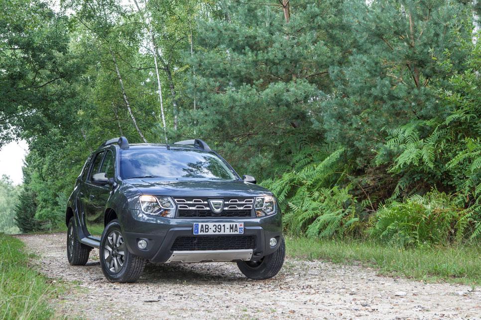 Nuevo Dacia Duster 2014