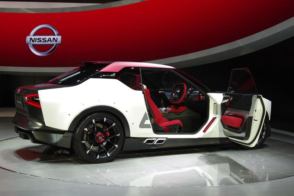Nissan IDx Nismo y Freeflow, deportivos y retro