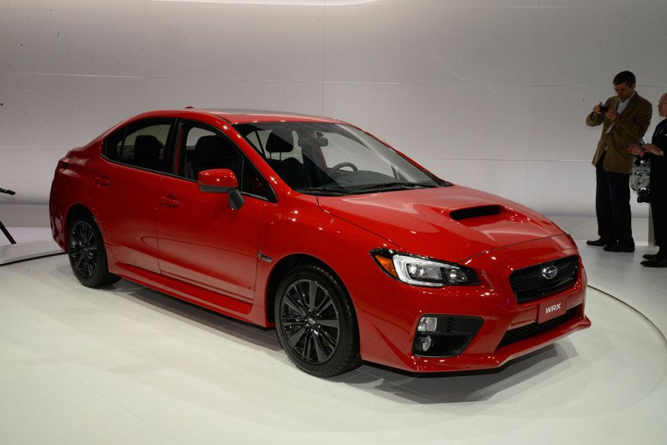 Subaru WRX 2013