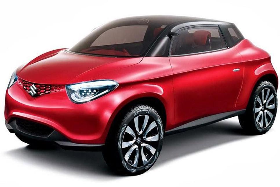 Nuevos conceptos de Suzuki