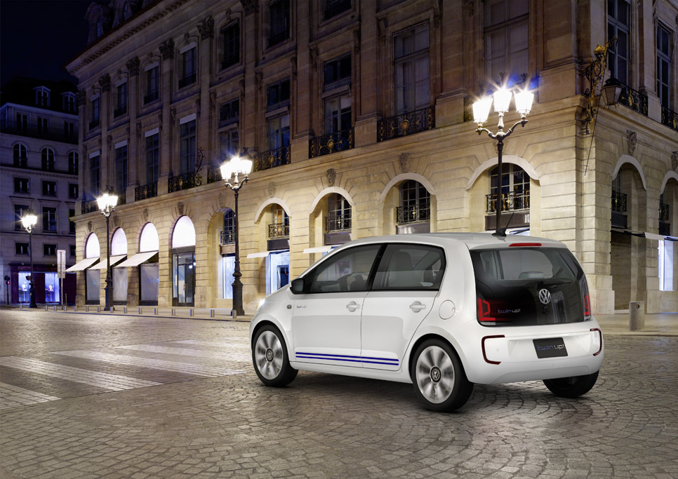 Volkswagen twin up!