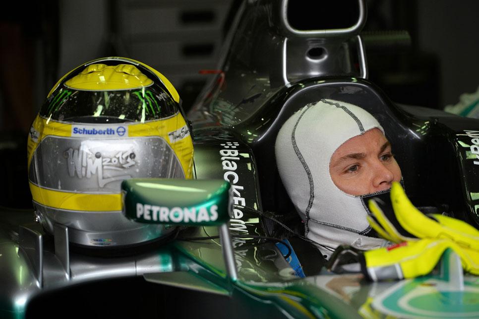 GP Brasil: la clasificación