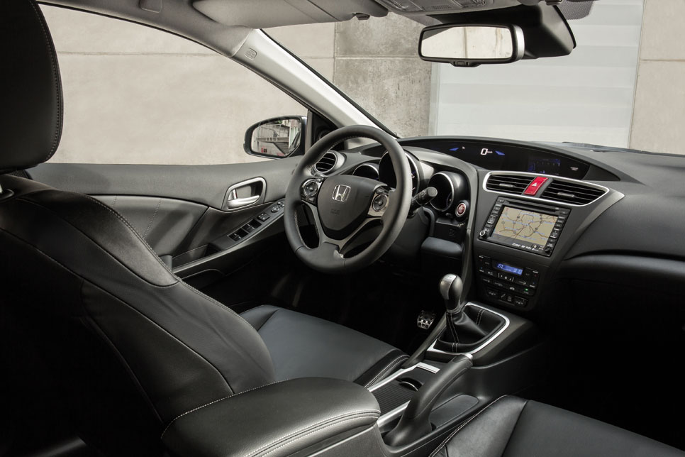 Honda Civic Tourer, familiar de vanguardia