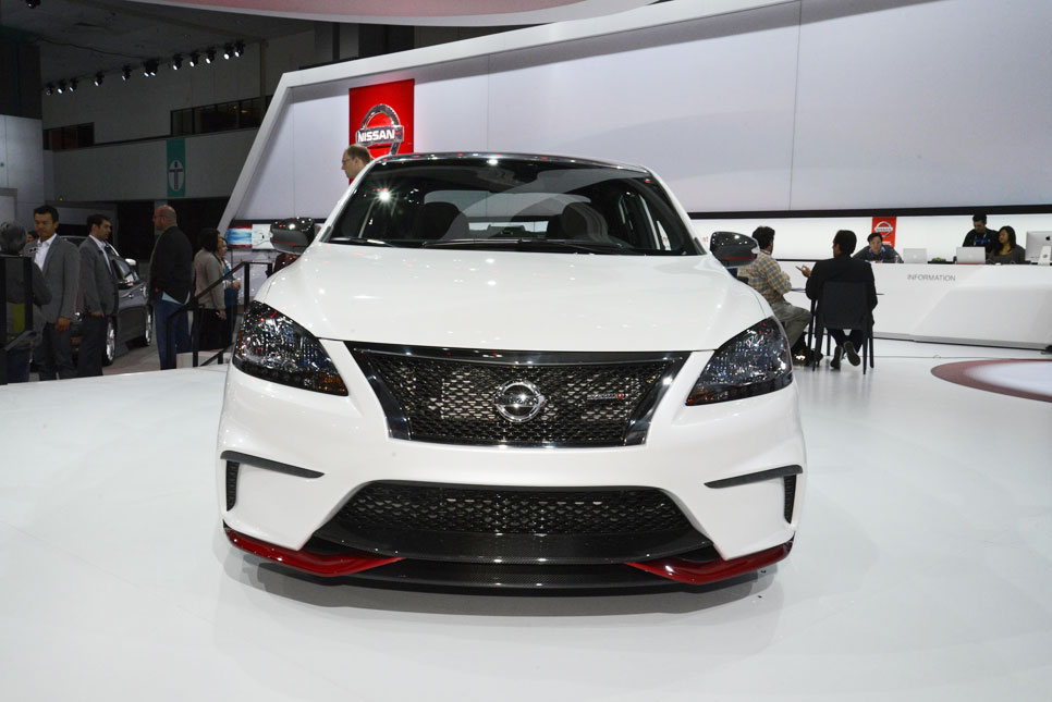 Nissan Sentra Nismo, más madera deportiva