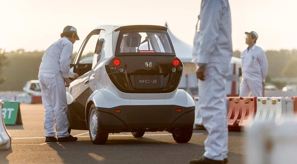 Honda MC-beta