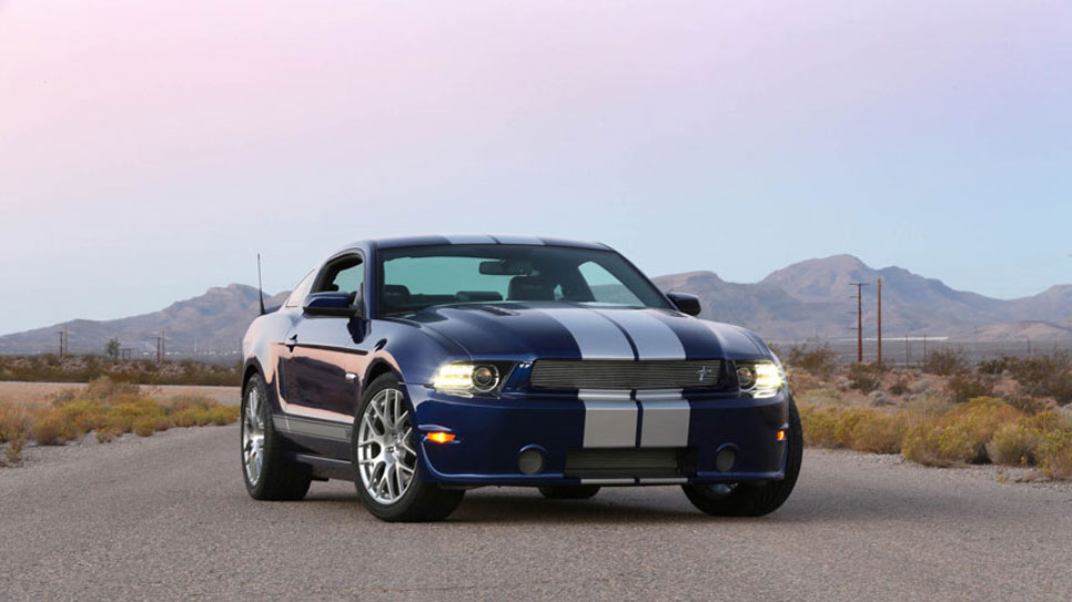 Ford Mustang Shelby GT 2014
