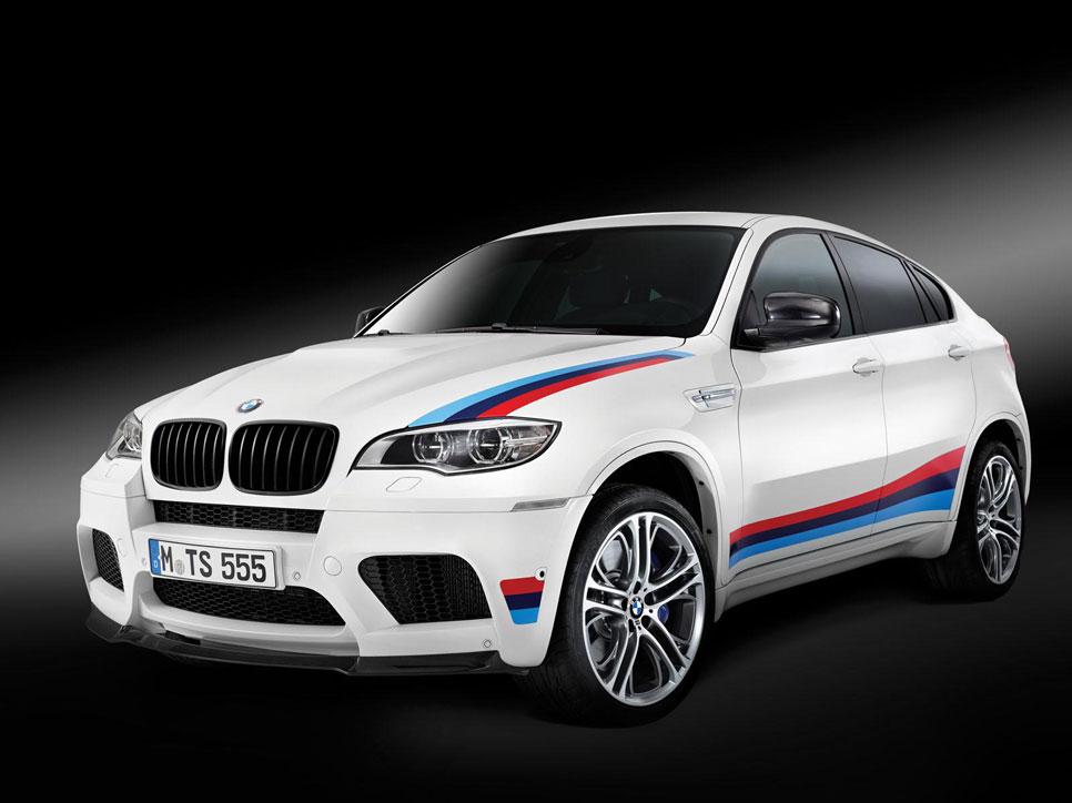 BMW X6 M Design Edition, sólo 100 unidades
