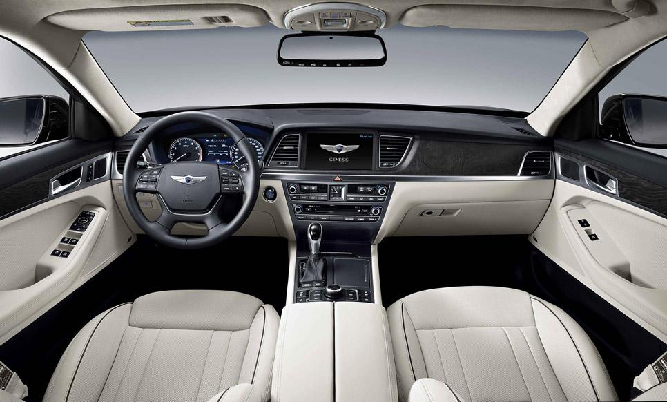 Nuevo Hyundai Genesis 2014
