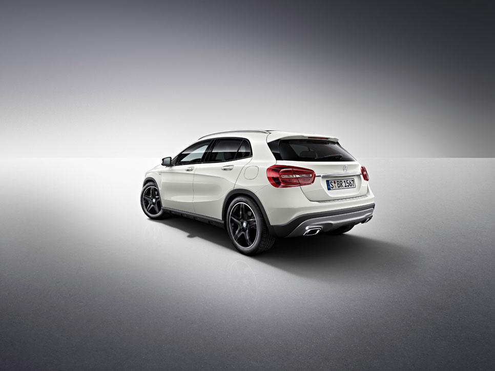 Precios del Mercedes GLA