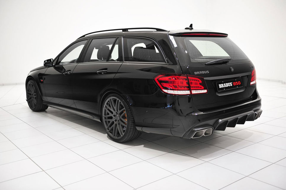 Mercedes E63 AMG Estate Brabus 850