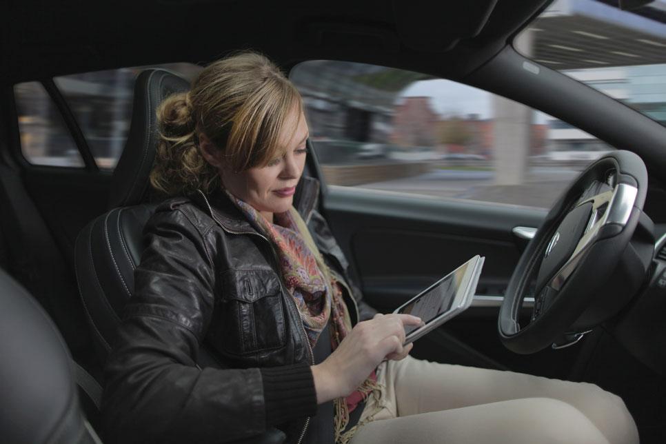 Los Volvo de conducción autónoma ya ruedan