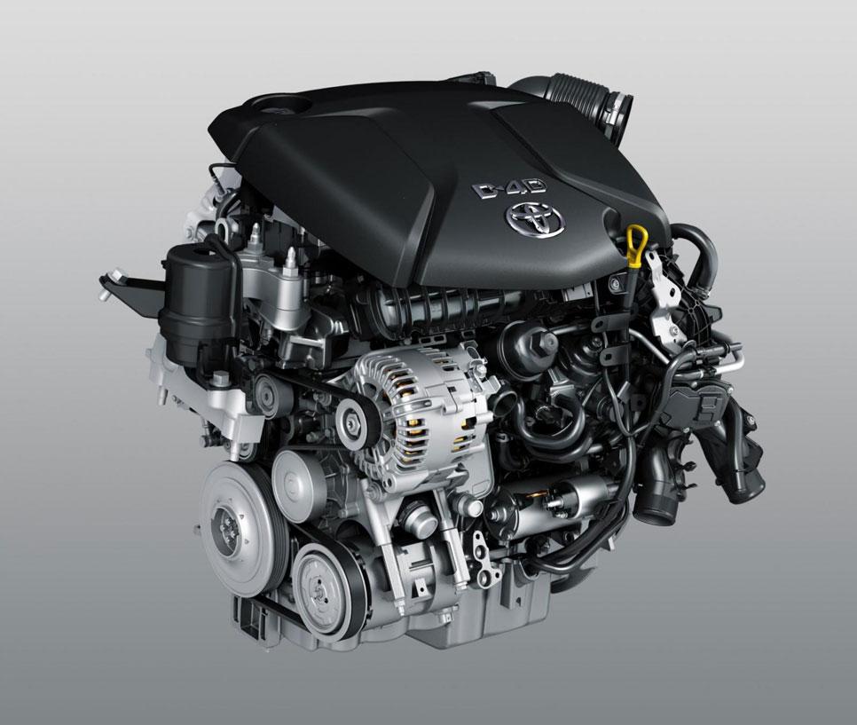 Verso, el primer Toyota con motor Diesel de BMW-PSA