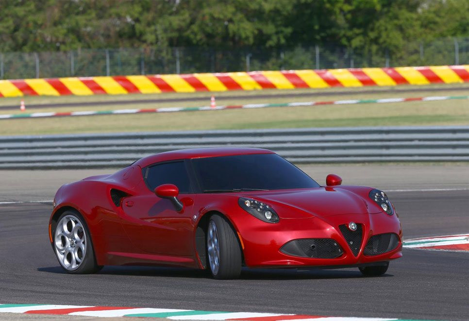 Alfa Romeo 4C, precio y gama