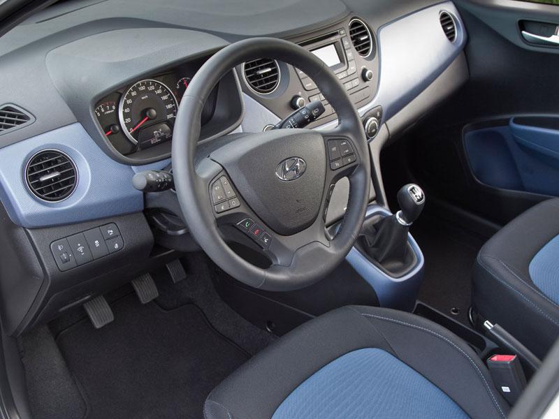 Contacto: Hyundai i10, esencia en frasco pequeño