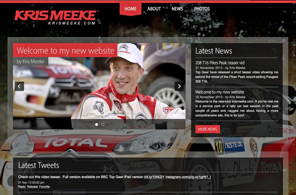 Mercado de pilotos del WRC 2014