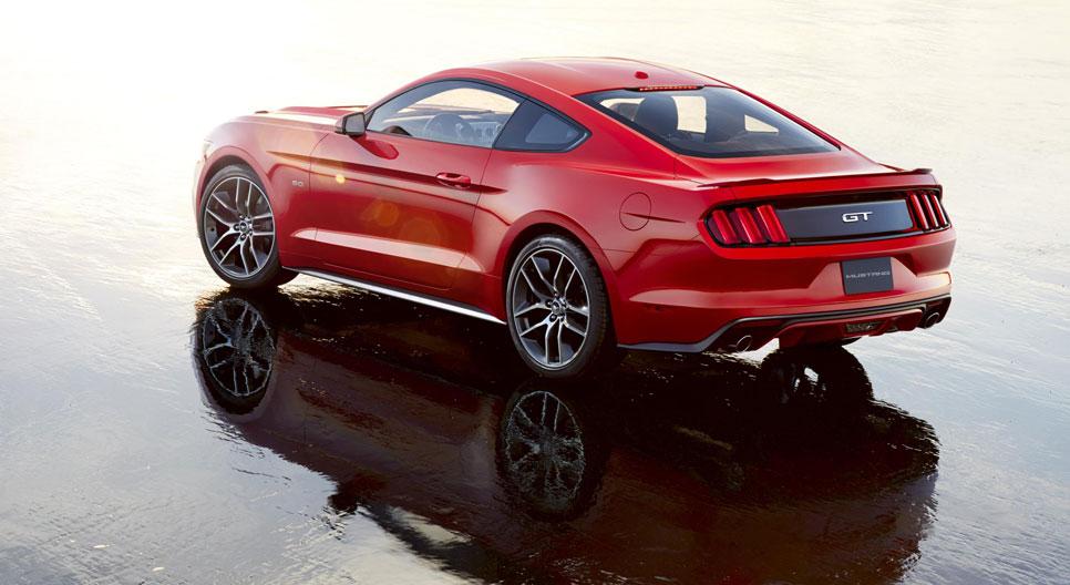 Nuevo Ford Mustang, el deportivo americano llega a Europa