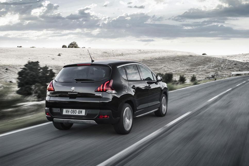 Precios de los renovados Peugeot 3008 y 5008