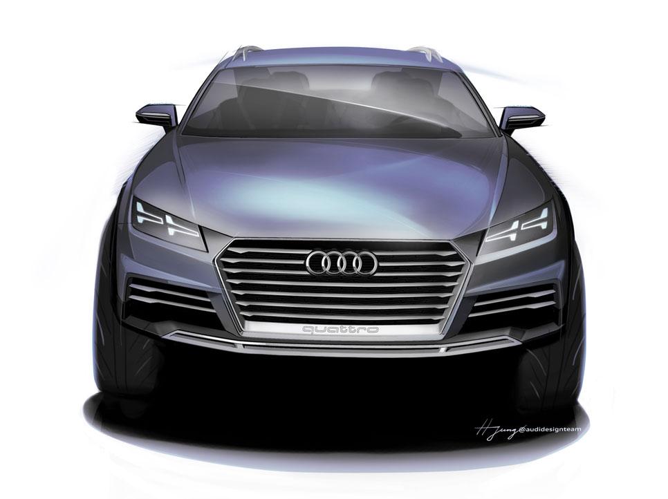 Audi Show Car Allroad