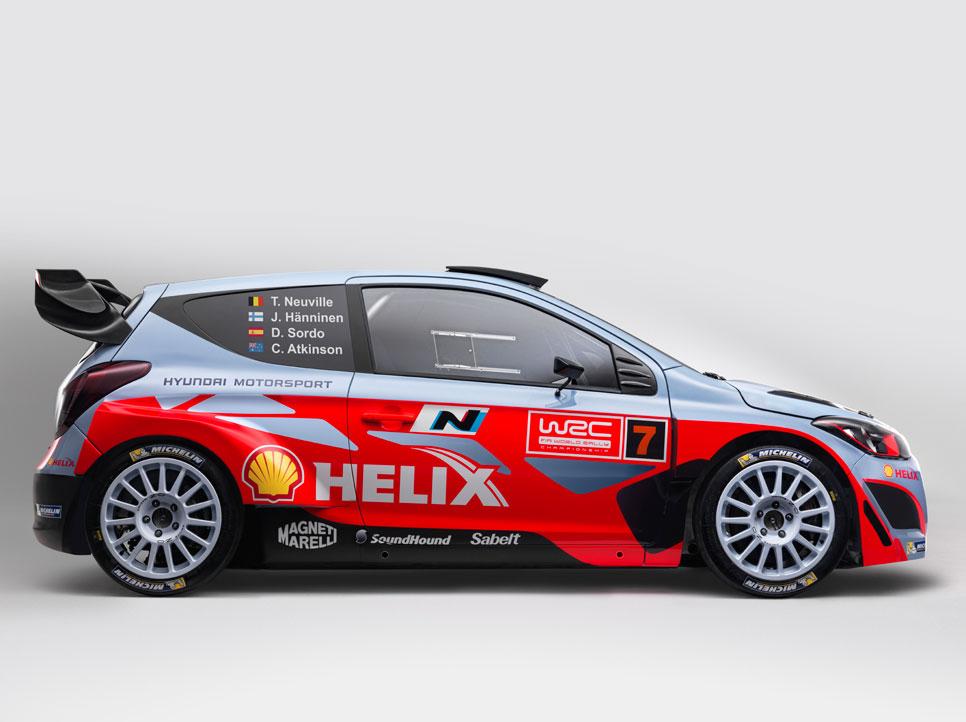 WRC: Hyundai desvela sus pilotos para 2014